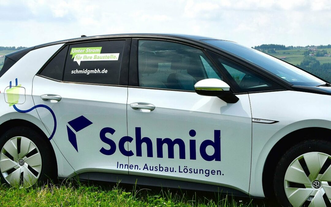 """E' zapft is – Schmid fährt mit """"Elektro"""""""